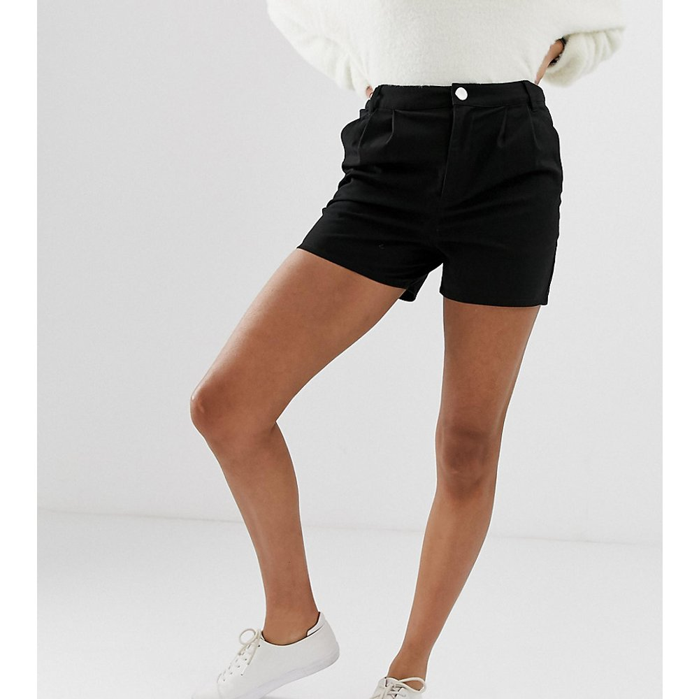 ASOS DESIGN - Short chino-Noir - ASOS DESIGN - Modalova