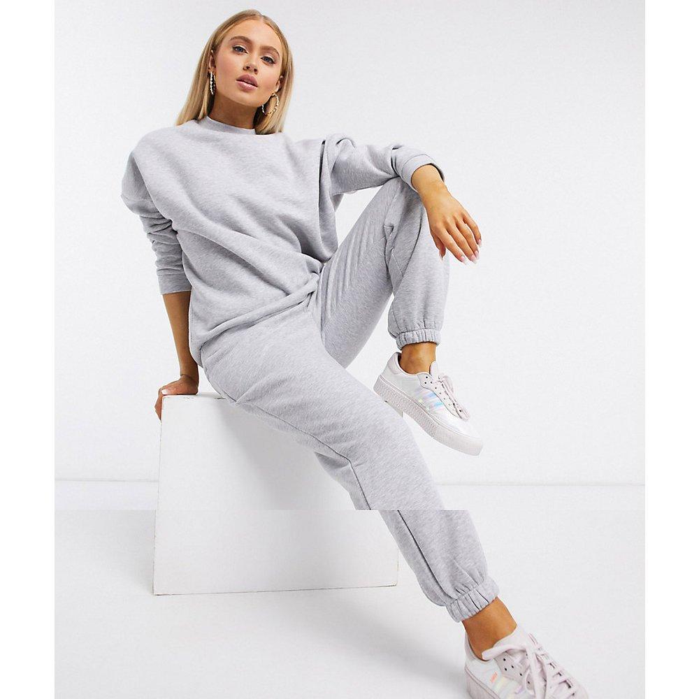 Survêtement avec sweat-shirt oversize et jogger oversize - chiné - ASOS DESIGN - Modalova