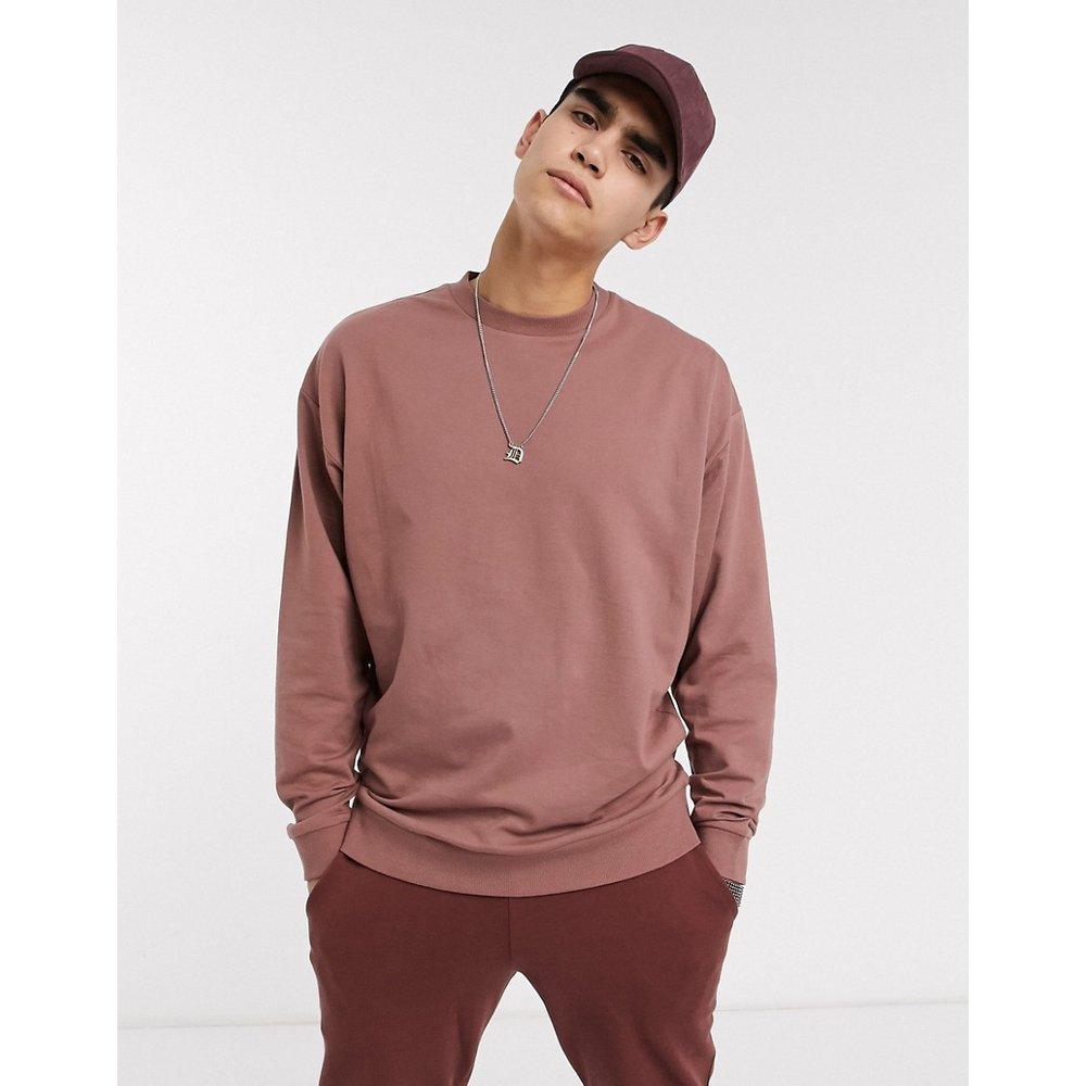 Sweat-shirt léger oversize - délavé - ASOS DESIGN - Modalova