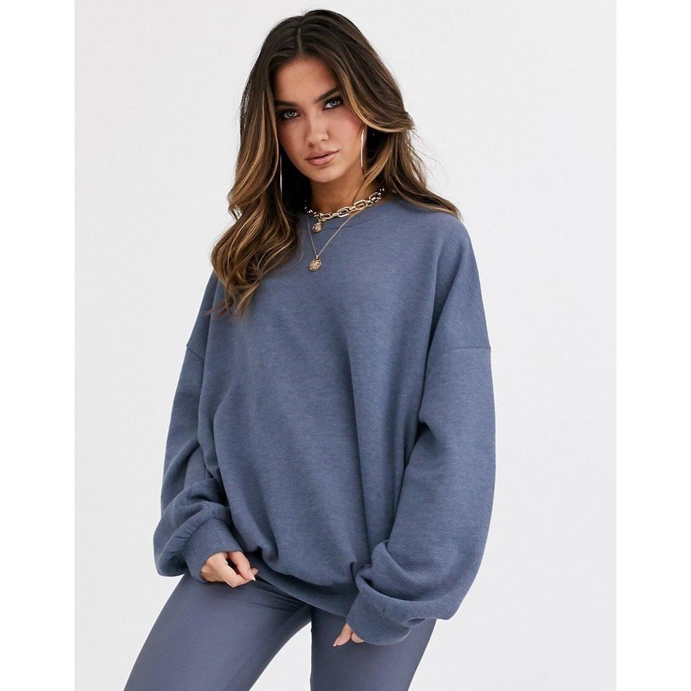 Sweat-shirt oversize confort ultra doux (ensemble) - Gris éléphant - ASOS DESIGN - Modalova