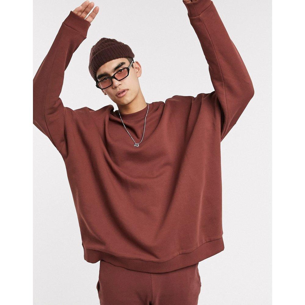 Sweat-shirt ultra oversize - ASOS DESIGN - Modalova