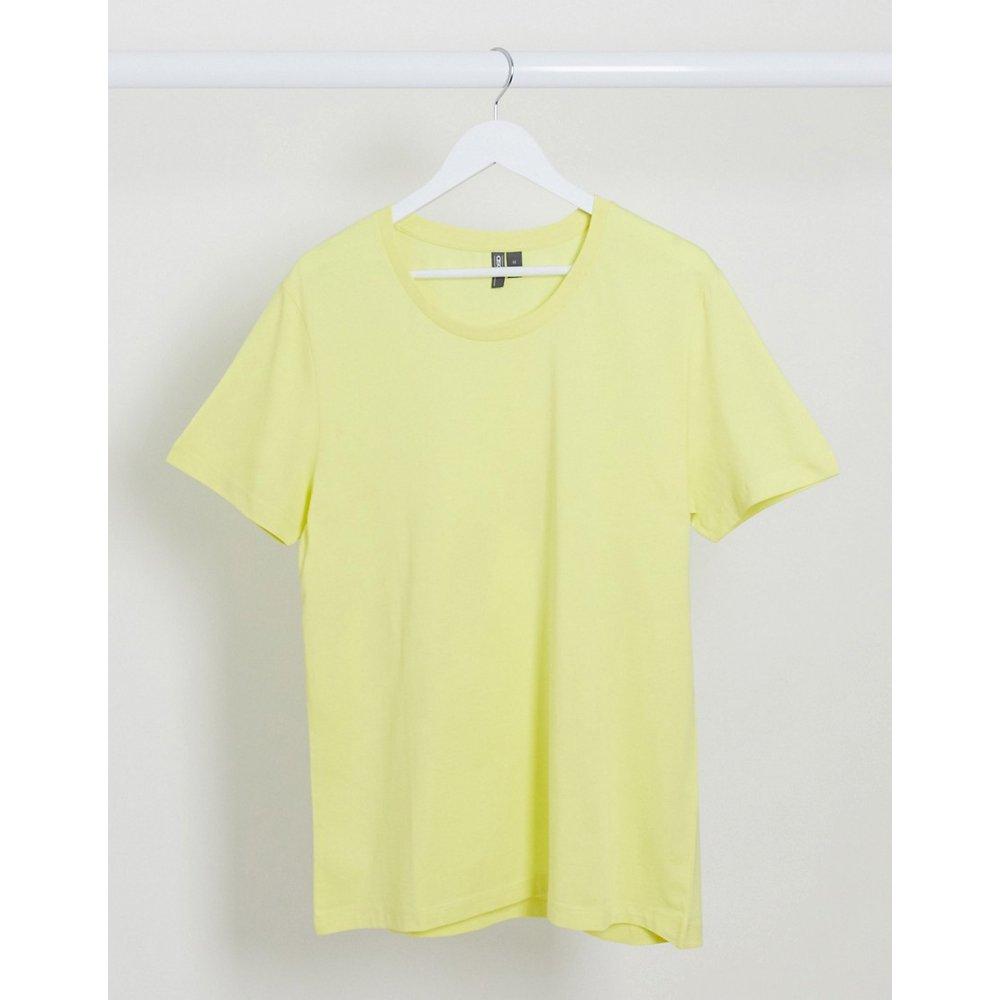 T-shirt à encolure dégagée - ASOS DESIGN - Modalova