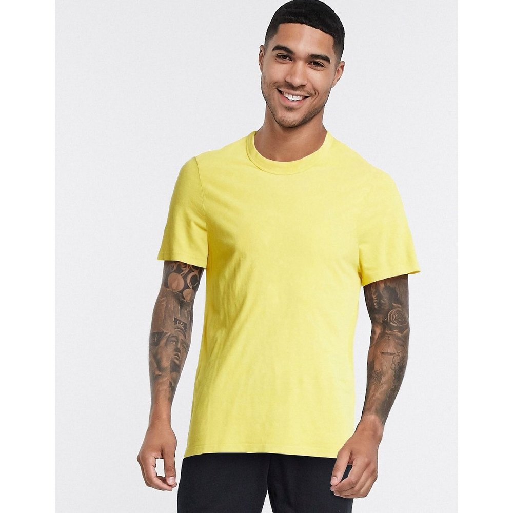T-shirt délavé à l'acide - ASOS DESIGN - Modalova
