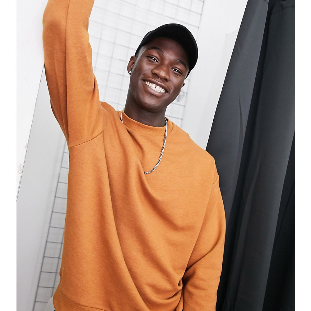 Tall - Sweat-shirt oversize - ASOS DESIGN - Modalova