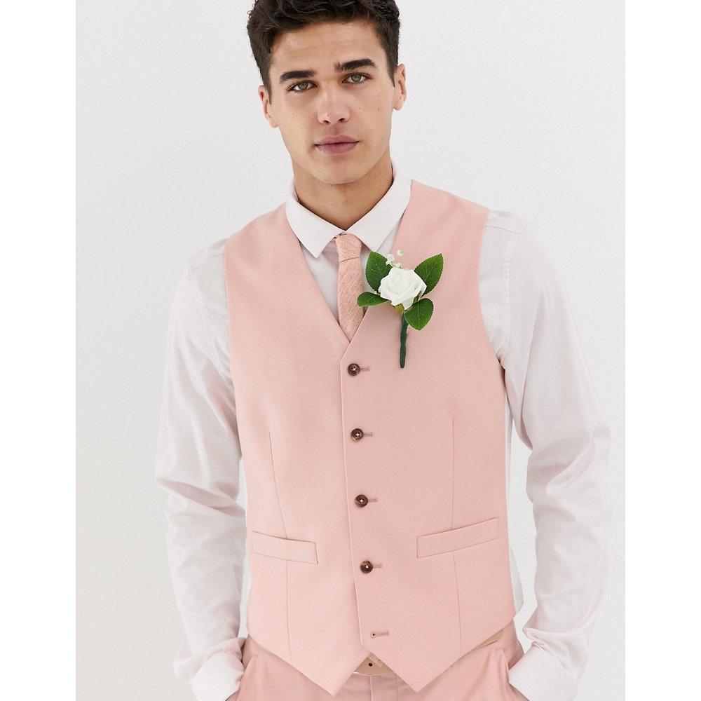 Wedding - Veston de costume slim - thé - ASOS DESIGN - Modalova