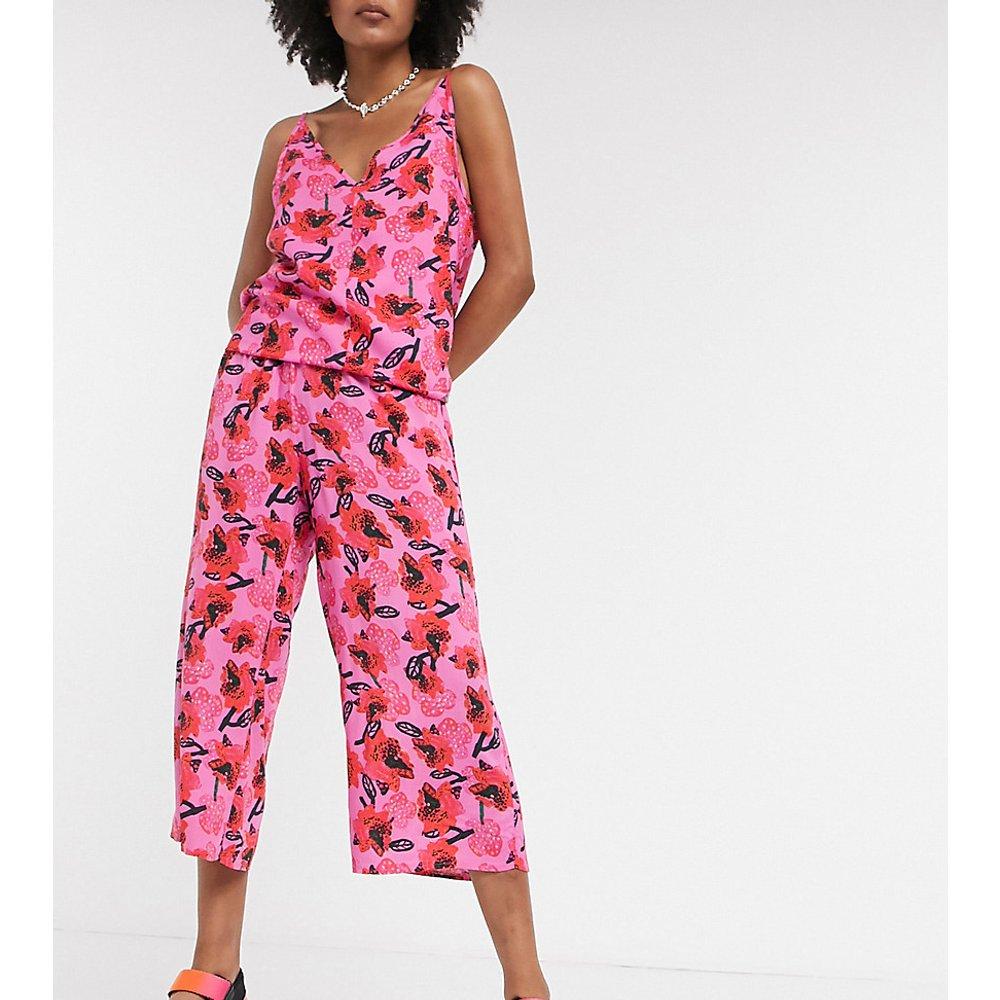 KENYA - Pantalon large à imprimé floral (ensemble) - ASOS MADE IN - Modalova