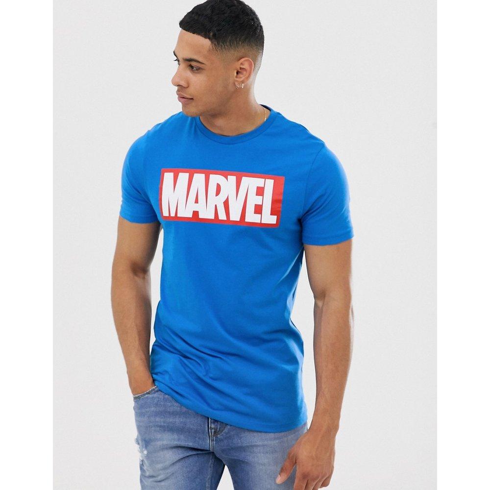 ASOS - Marvel - T-shirt à imprimé sur le devant - ASOS DESIGN - Modalova