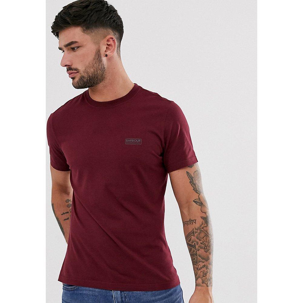 T-shirt coupe slim à logo - foncé - Exclusivité ASOS - Barbour International - Modalova