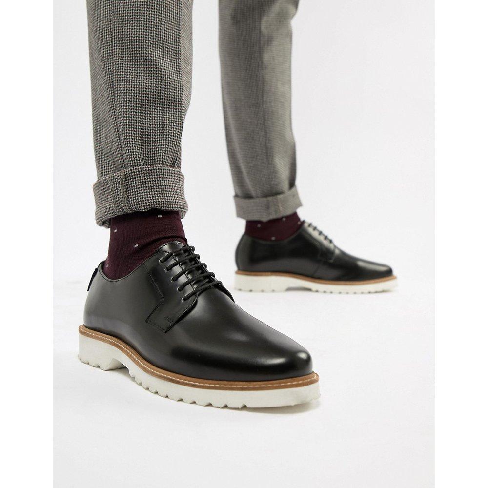 Chaussures épaisses ultra-brillantes et à lacets - Ben Sherman - Modalova