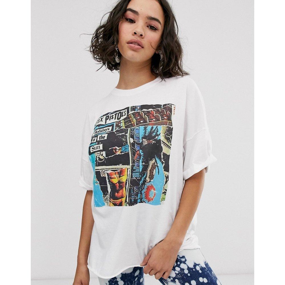 Sex Pistols - T-shirt - Bershka - Modalova