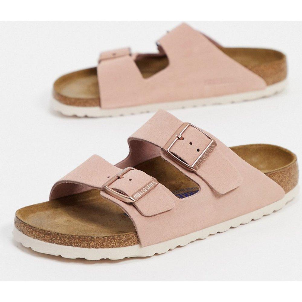 Arizona - Sandales en daim - clair - Birkenstock - Modalova