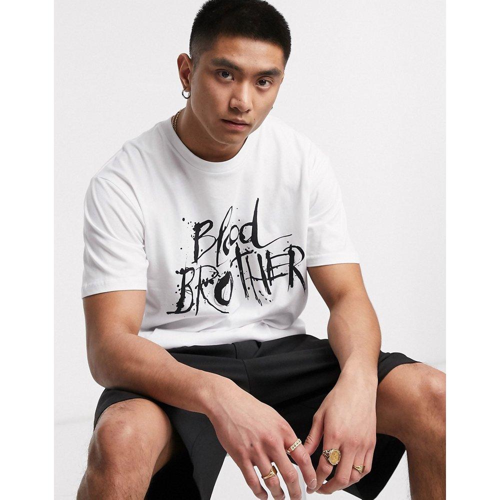 T-shirt à logo imprimé - Blood Brother - Modalova