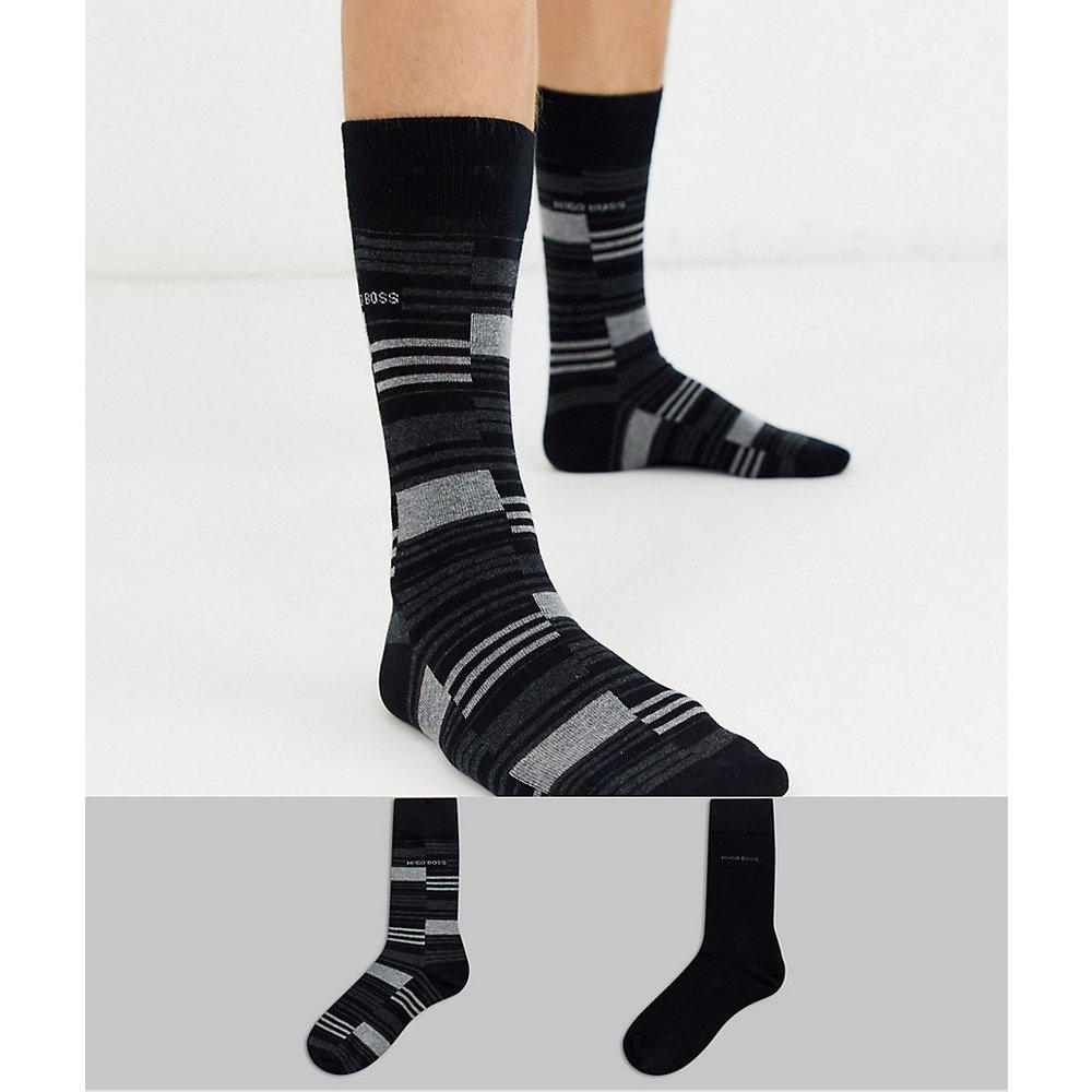 Bodywear - Lot de 2 paires de chaussettes - Boss - Modalova