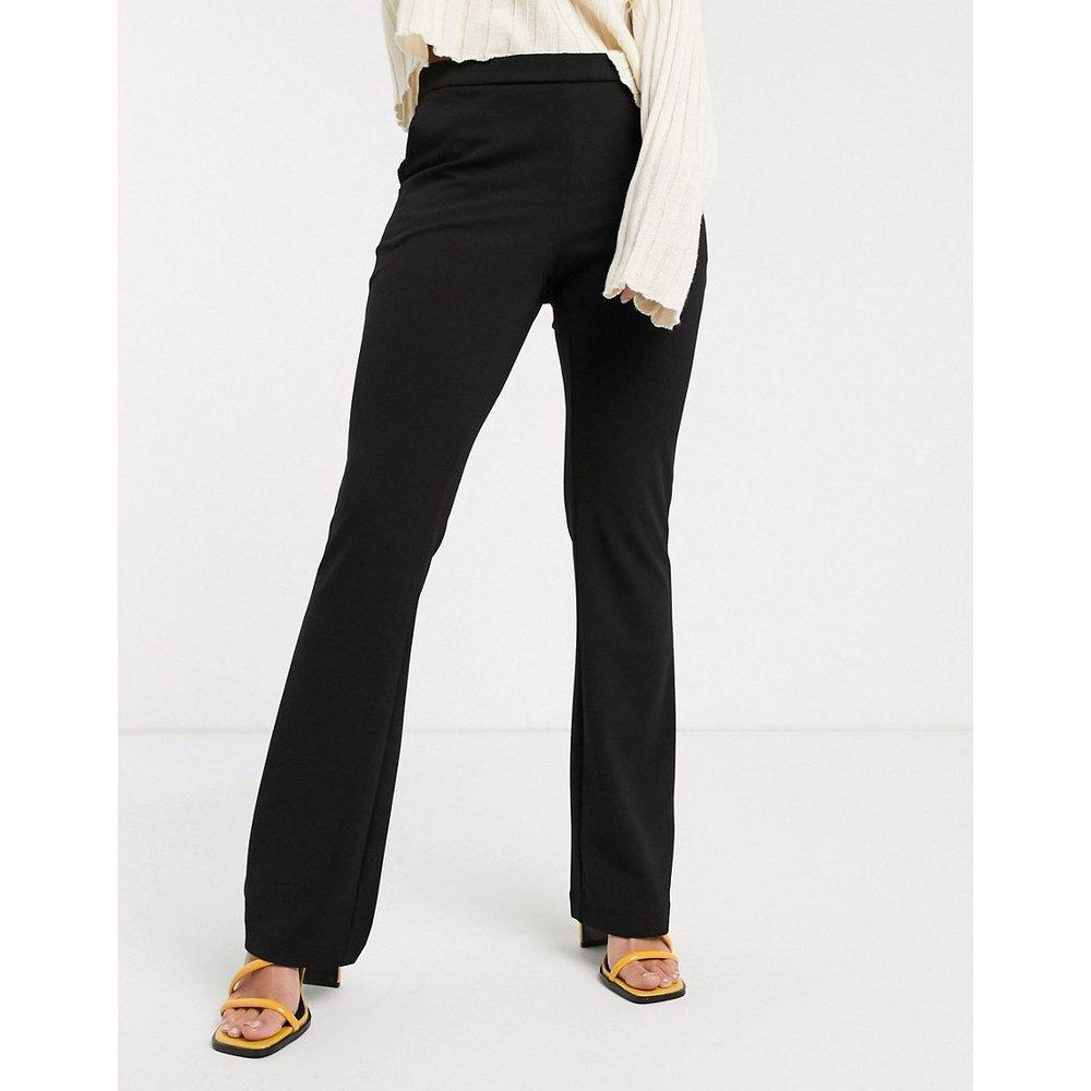 Pantalon stretch évasé - b.Young - Modalova