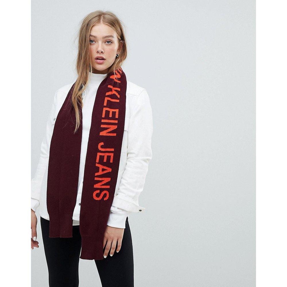 Écharpe avec logo - Calvin Klein Jeans - Modalova