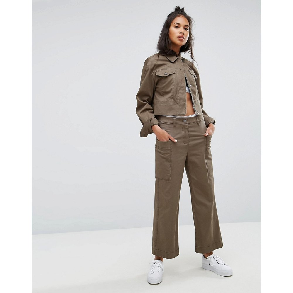 Jupe-culotte large - Calvin Klein Jeans - Modalova