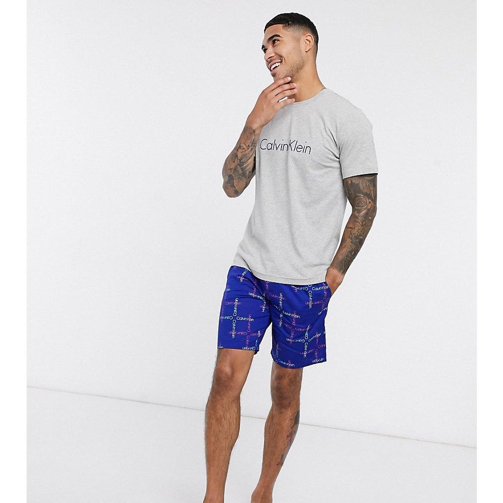 Pyjama avec t-shirt et short - Calvin Klein - Modalova