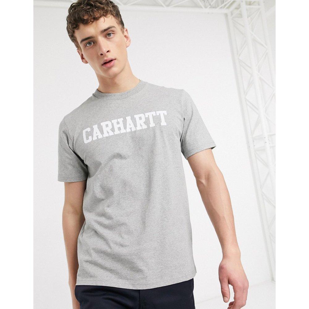 College - T-shirt à logo - Carhartt WIP - Modalova
