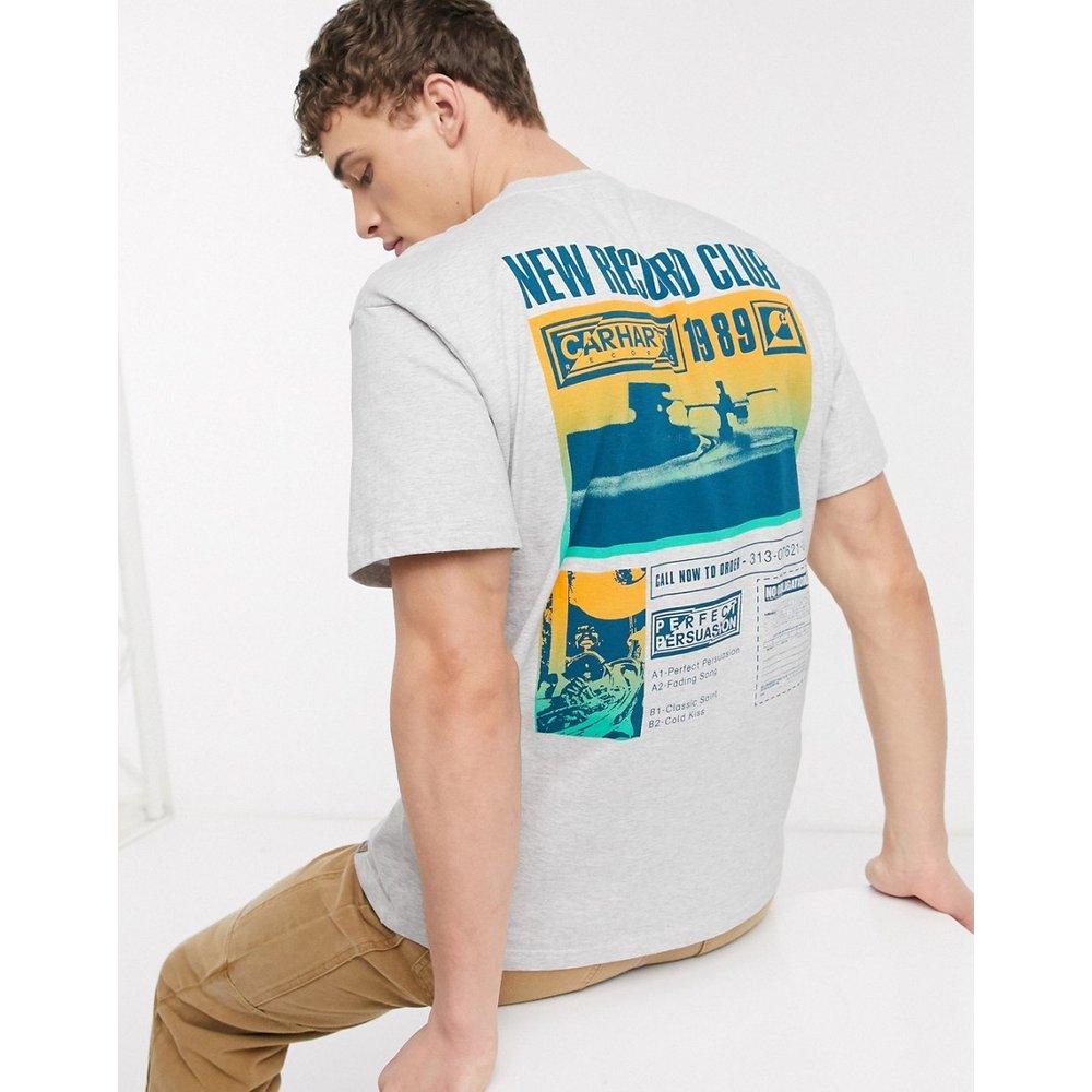 Record club - T-shirt à imprimé au dos - Carhartt WIP - Modalova