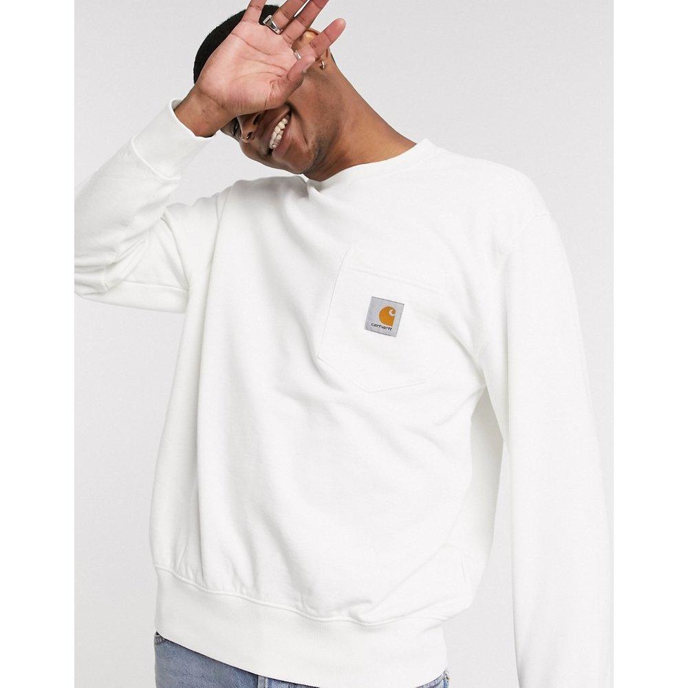 Sweat-shirt à poche - cassé - Carhartt WIP - Modalova