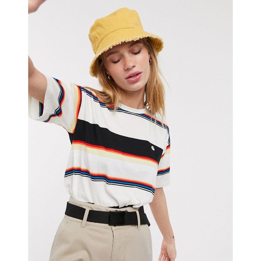 T-shirt décontracté à rayures style vintage - Carhartt WIP - Modalova