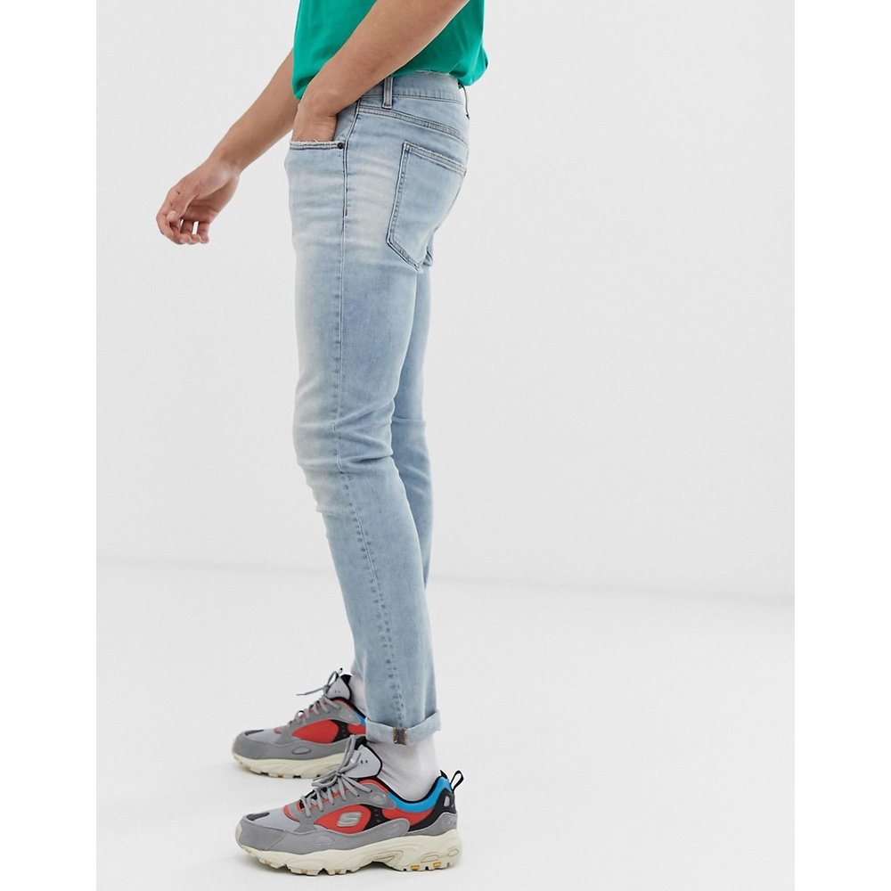 Jean skinny moulant - clair - Cheap Monday - Modalova