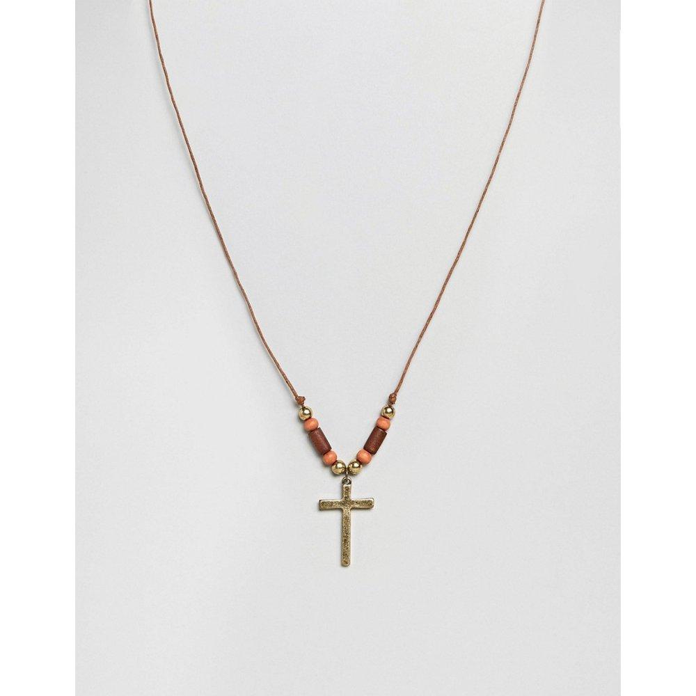 Collier avec pendentif croix - Classics 77 - Modalova