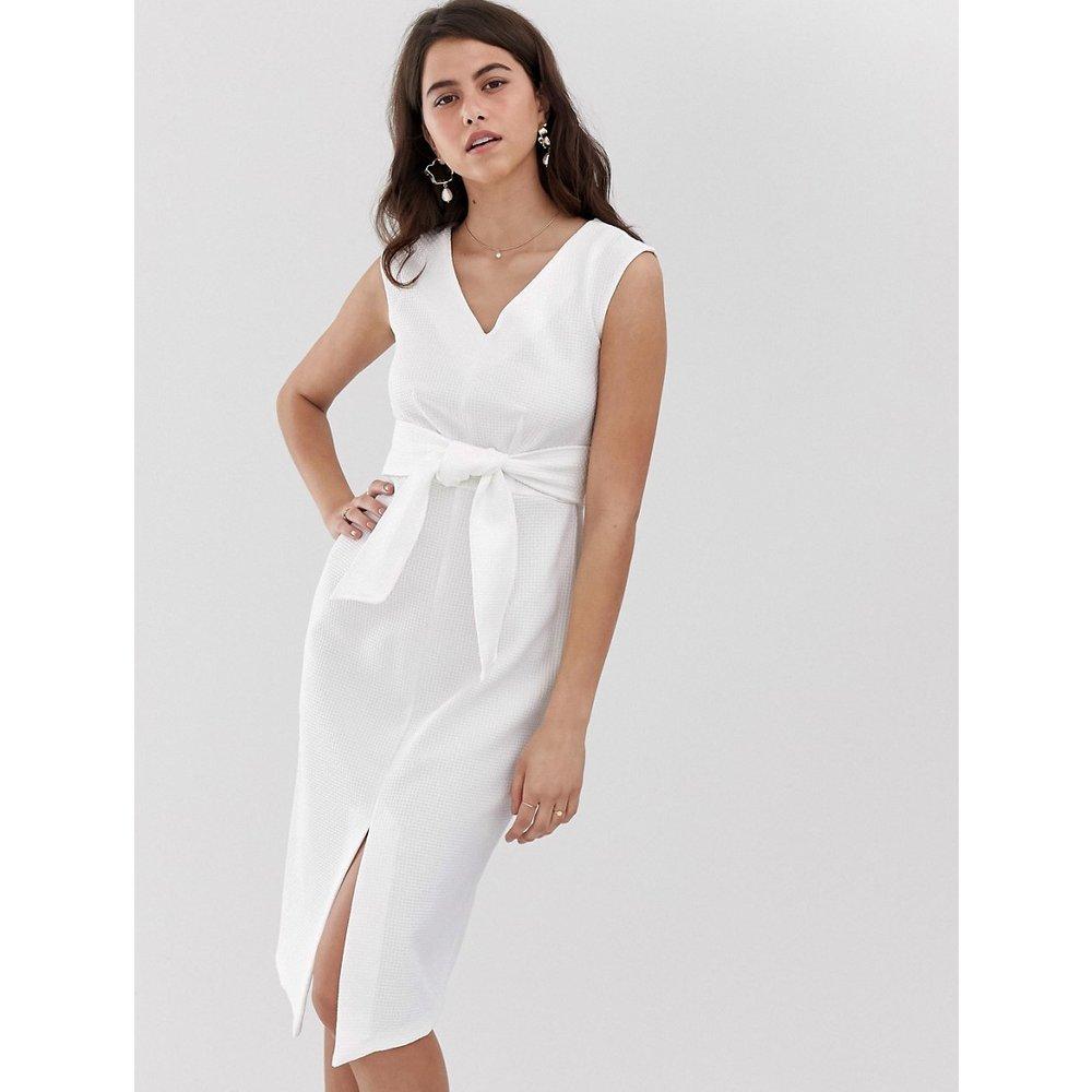 Closet - Robe fourreau-Blanc - closet london - Modalova