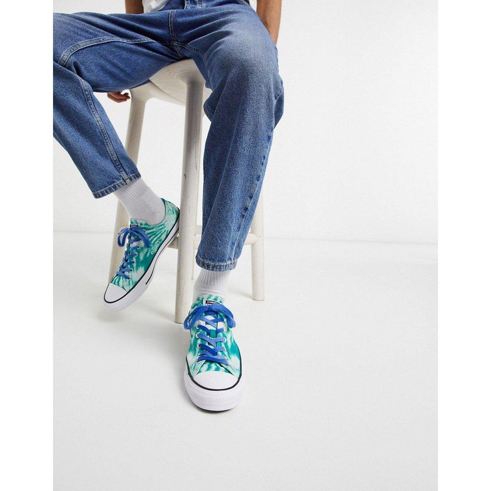Chuck Taylor All Star - Ox - Baskets effet tie-dye - et bleu - Converse - Modalova