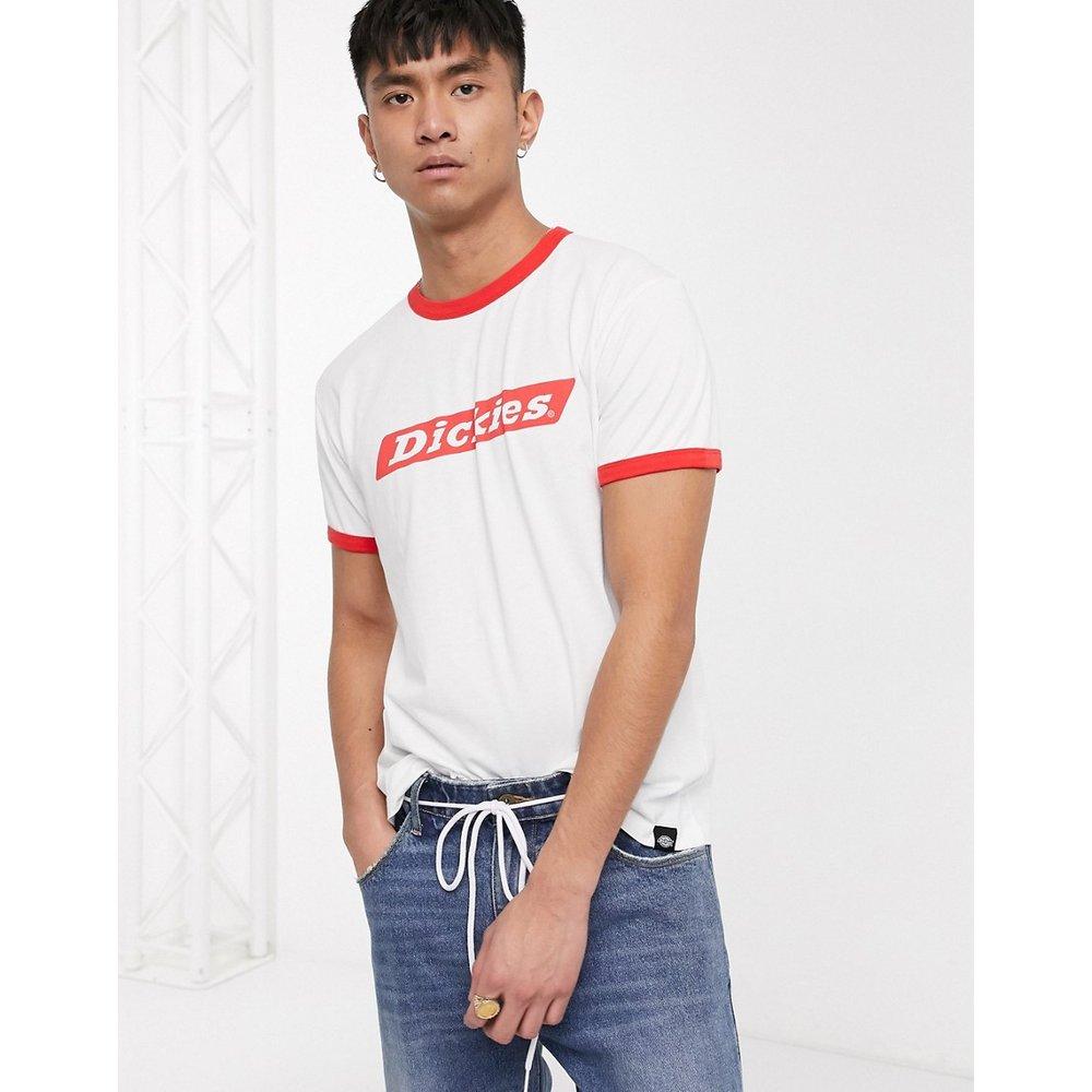 Bakerton - T-shirt à détail contrastant - Rouge - Dickies - Modalova