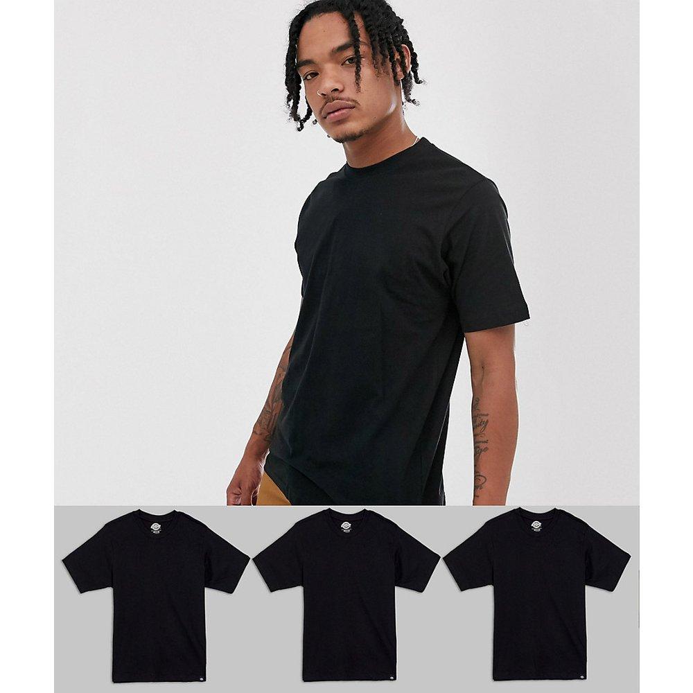 Dickies - Lot de 3 chemises - Noir - Dickies - Modalova