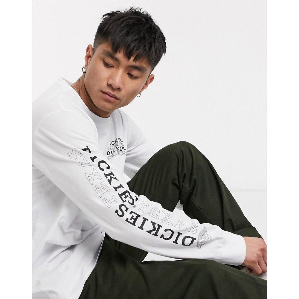 Millwood - T-shirt manches longues à imprimé - Dickies - Modalova