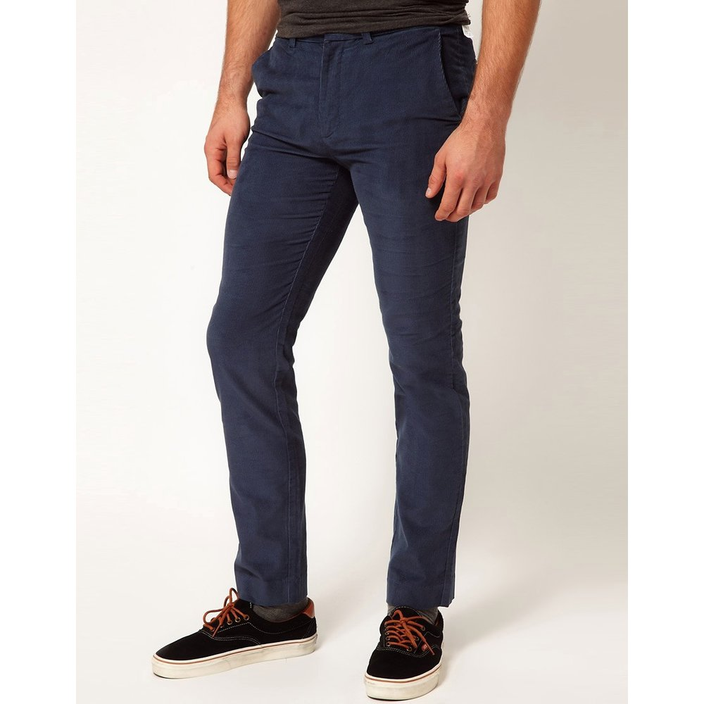 Pantalon slim en velours côtelé stretch - Dockers - Modalova