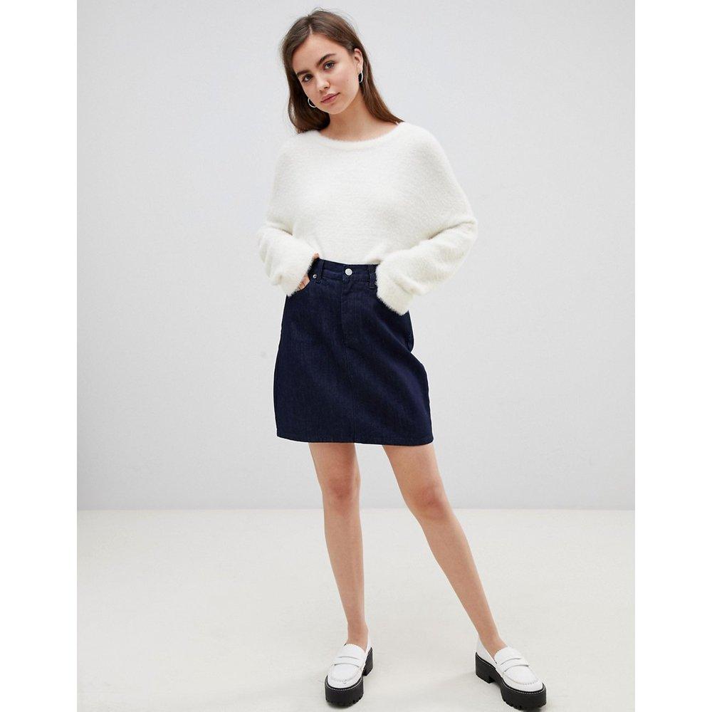 Mini-jupe en jean - Brut - Dr Denim - Modalova