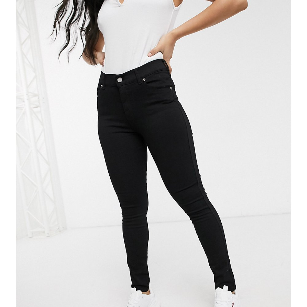 Lexy - Jean super skinny taille mi-haute effet seconde peau - Dr Denim Petite - Modalova