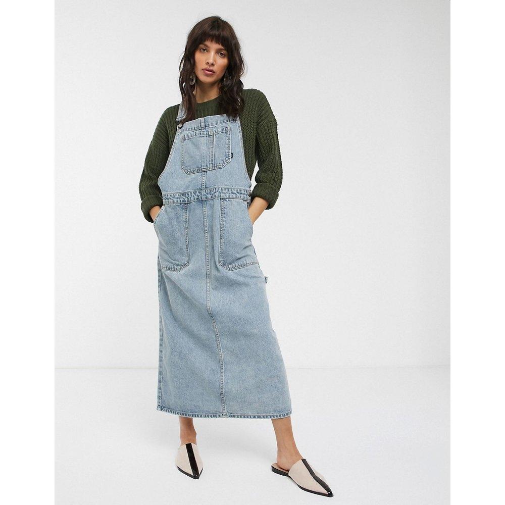Robe salopette en jean - Dr Denim - Modalova