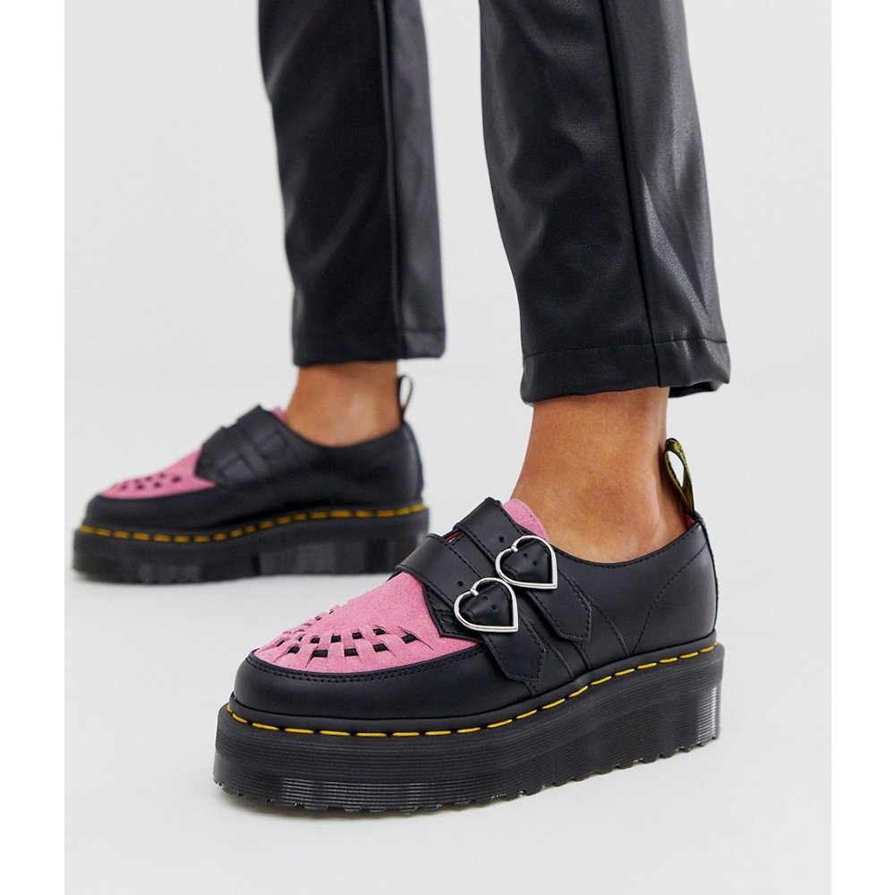 Dr. Martens x Lazy Oaf - Grosses chaussures creepers - Dr Martens - Modalova