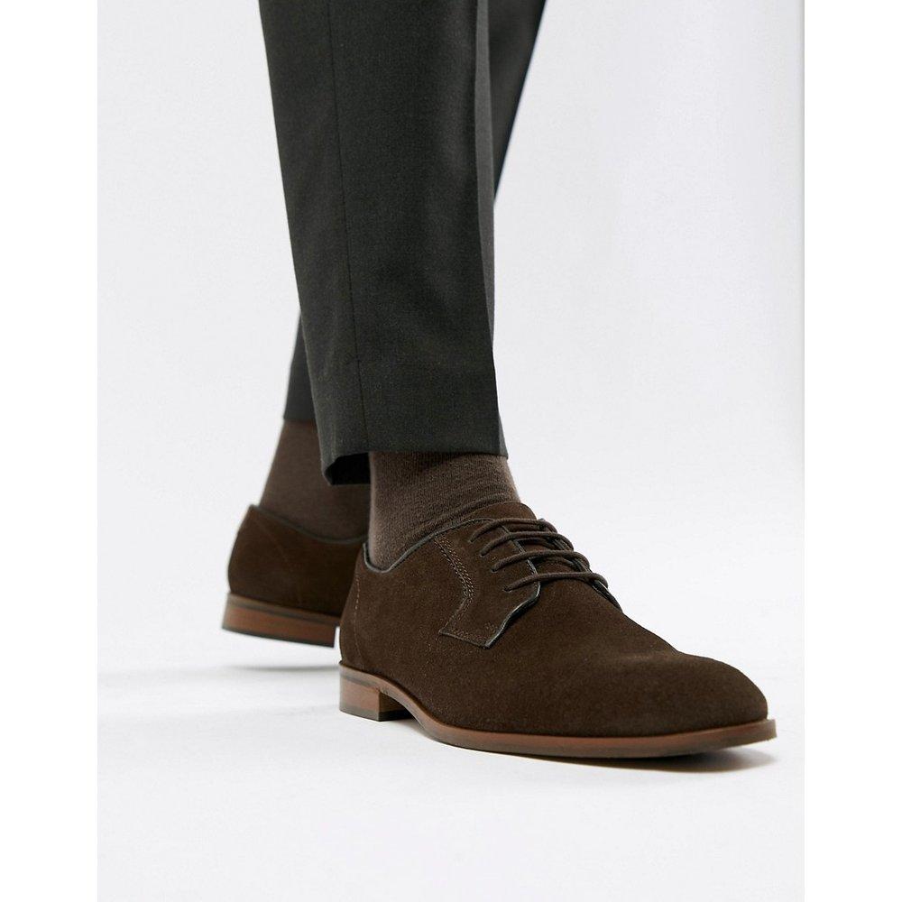 Chaussures en daim à lacets - Dune - Modalova