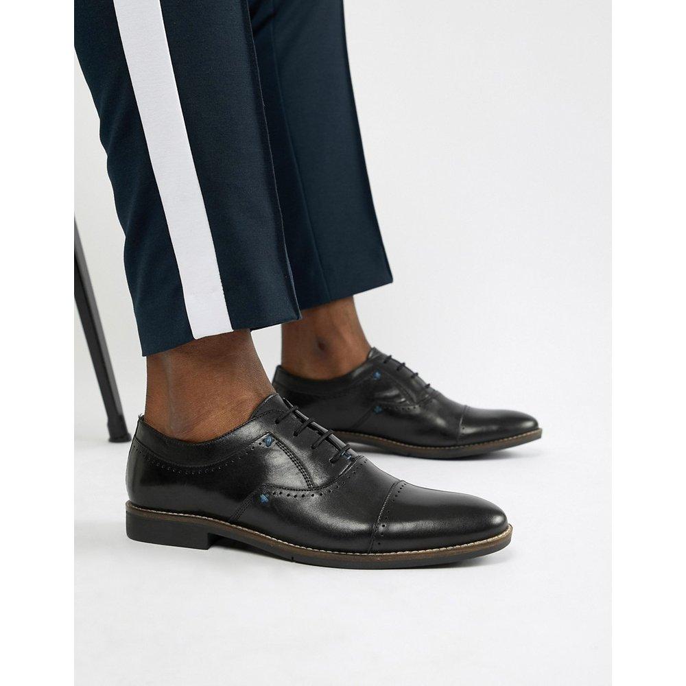 Chaussures richelieu en cuir - Dune - Modalova