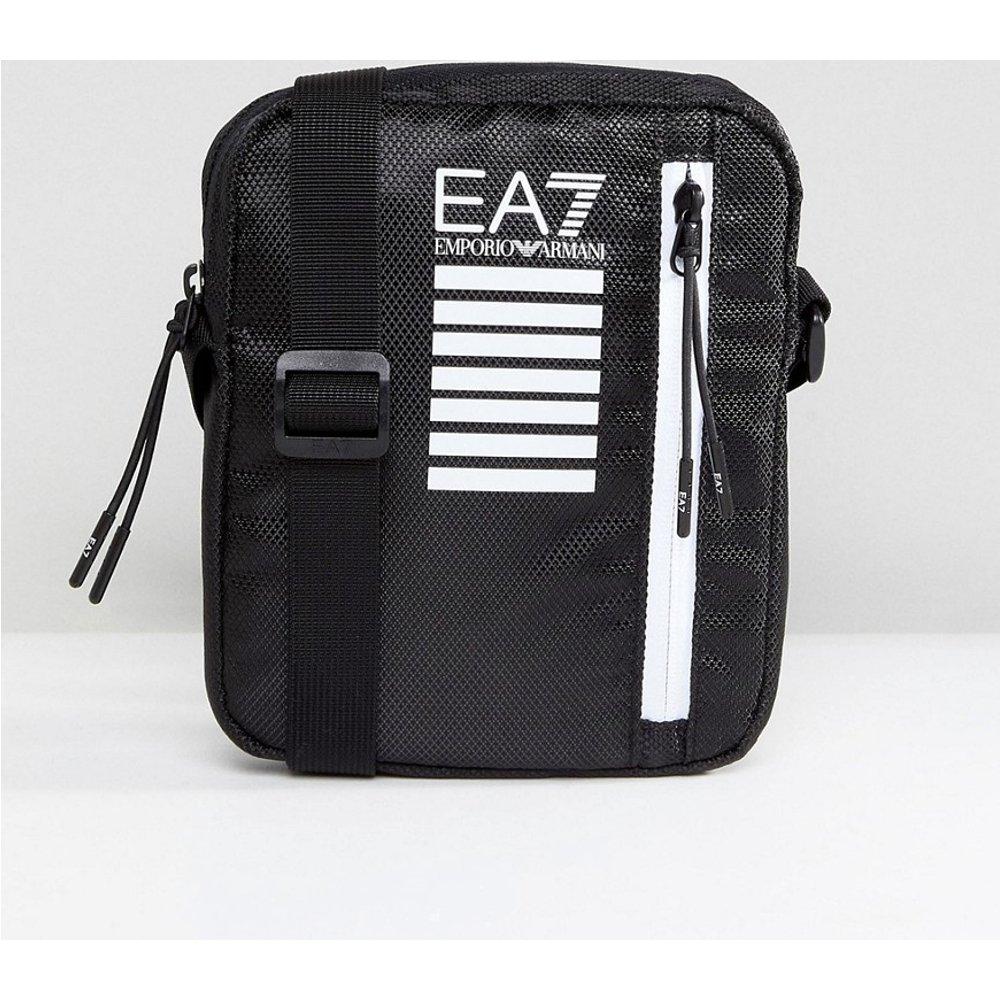 Pochette bandoulière avec logo - EA7 - Modalova