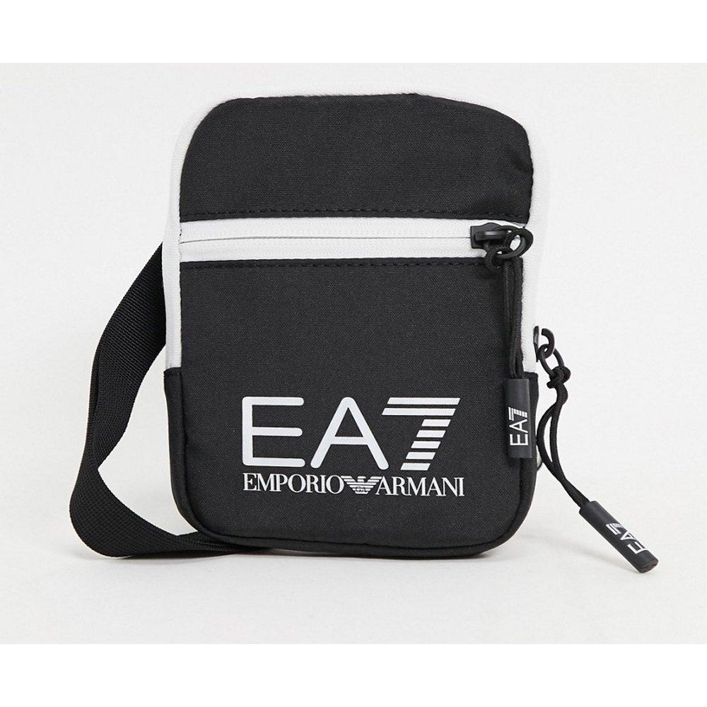 Train - Petite pochette bandoulière à logo - EA7 - Modalova