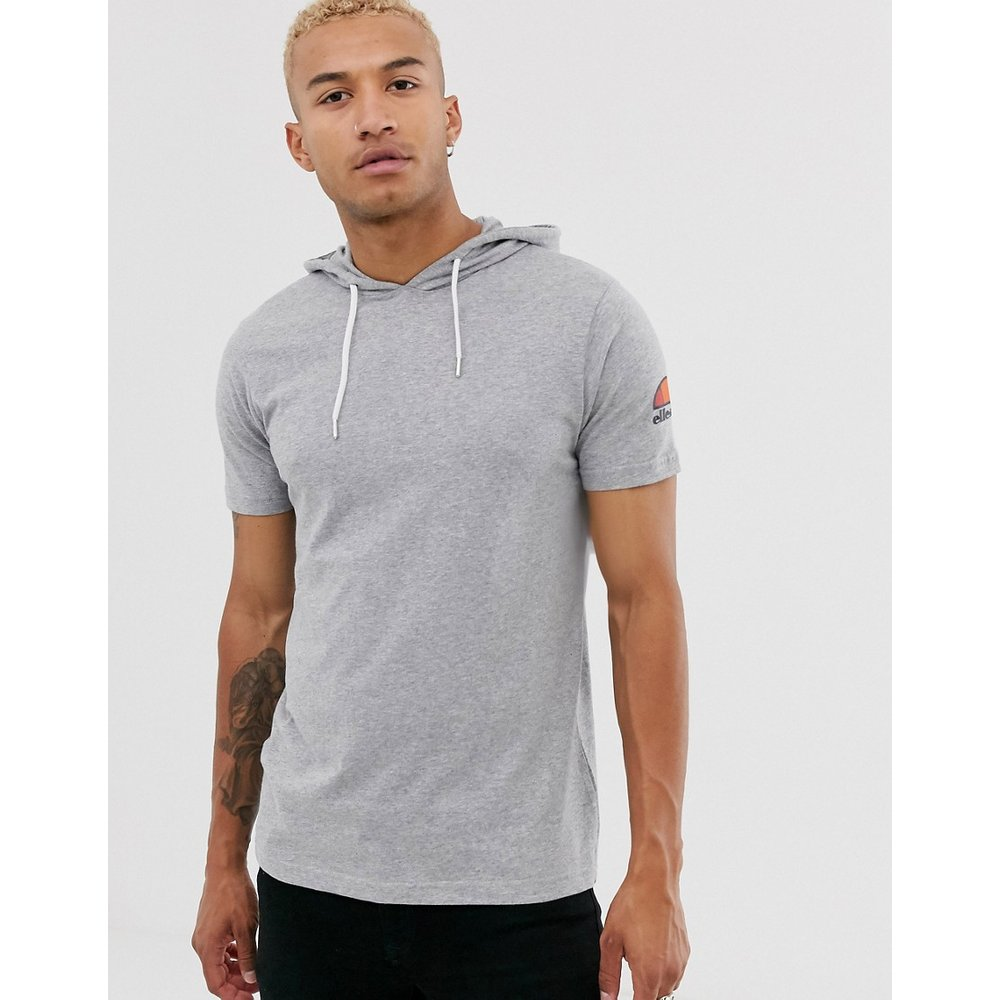 Arpeggiare - T-shirt manches courtes à capuche - Ellesse - Modalova