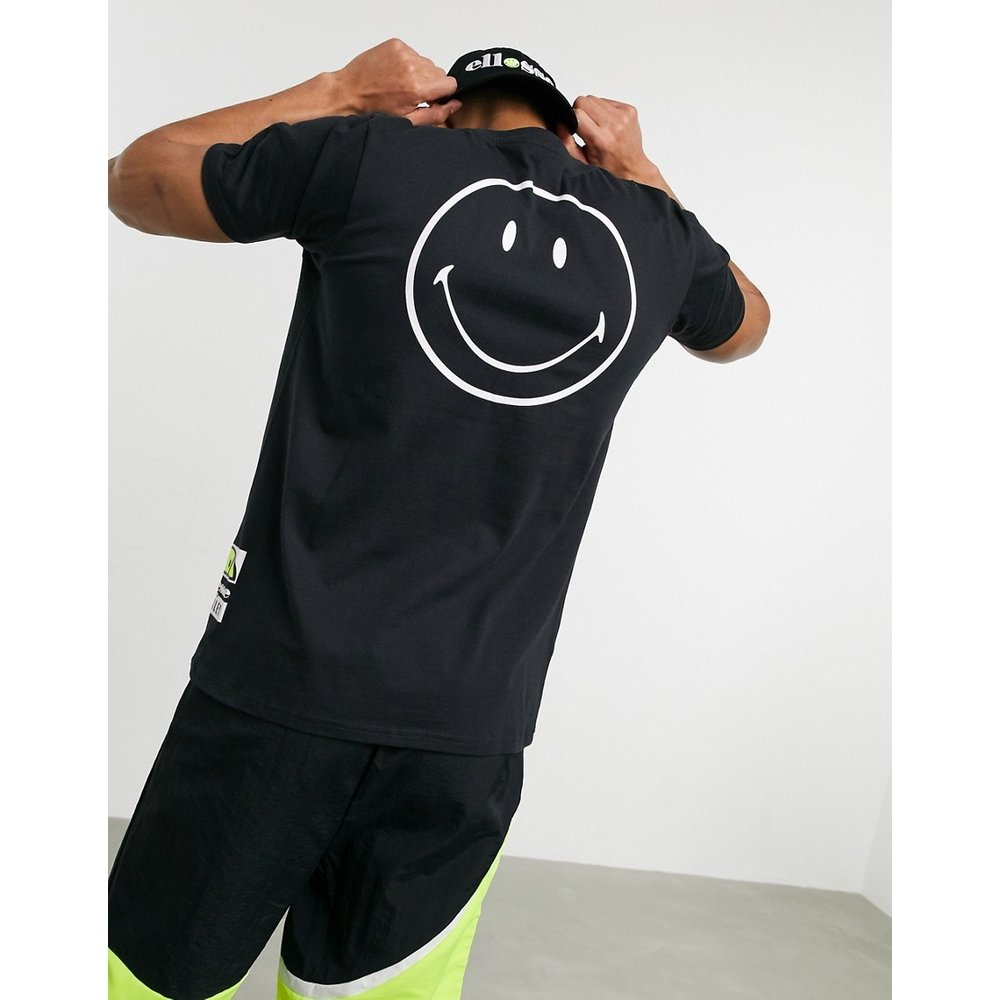 X Smiley - Rapallo - T-shirt - Ellesse - Modalova