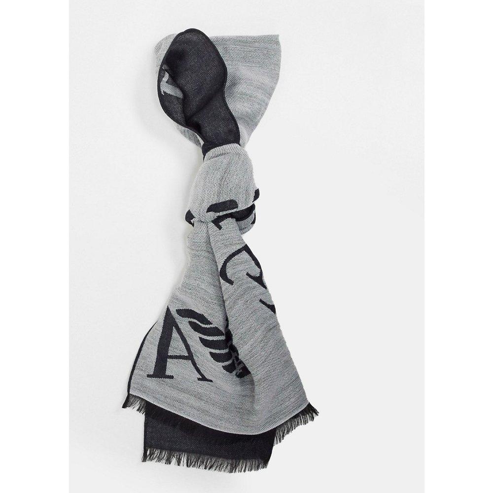 EVA - Écharpe entièrement imprimée - Emporio Armani - Modalova