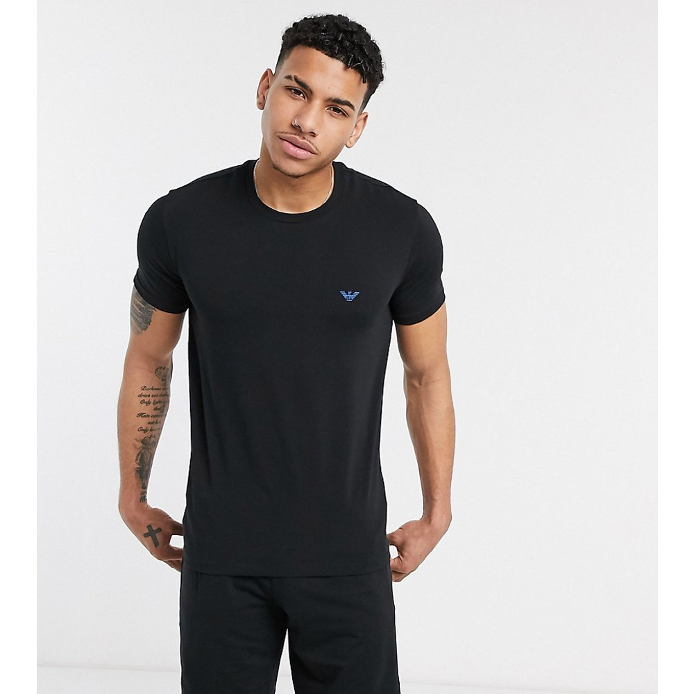 Loungewear- Pyjama à logo aigle - Emporio Armani - Modalova