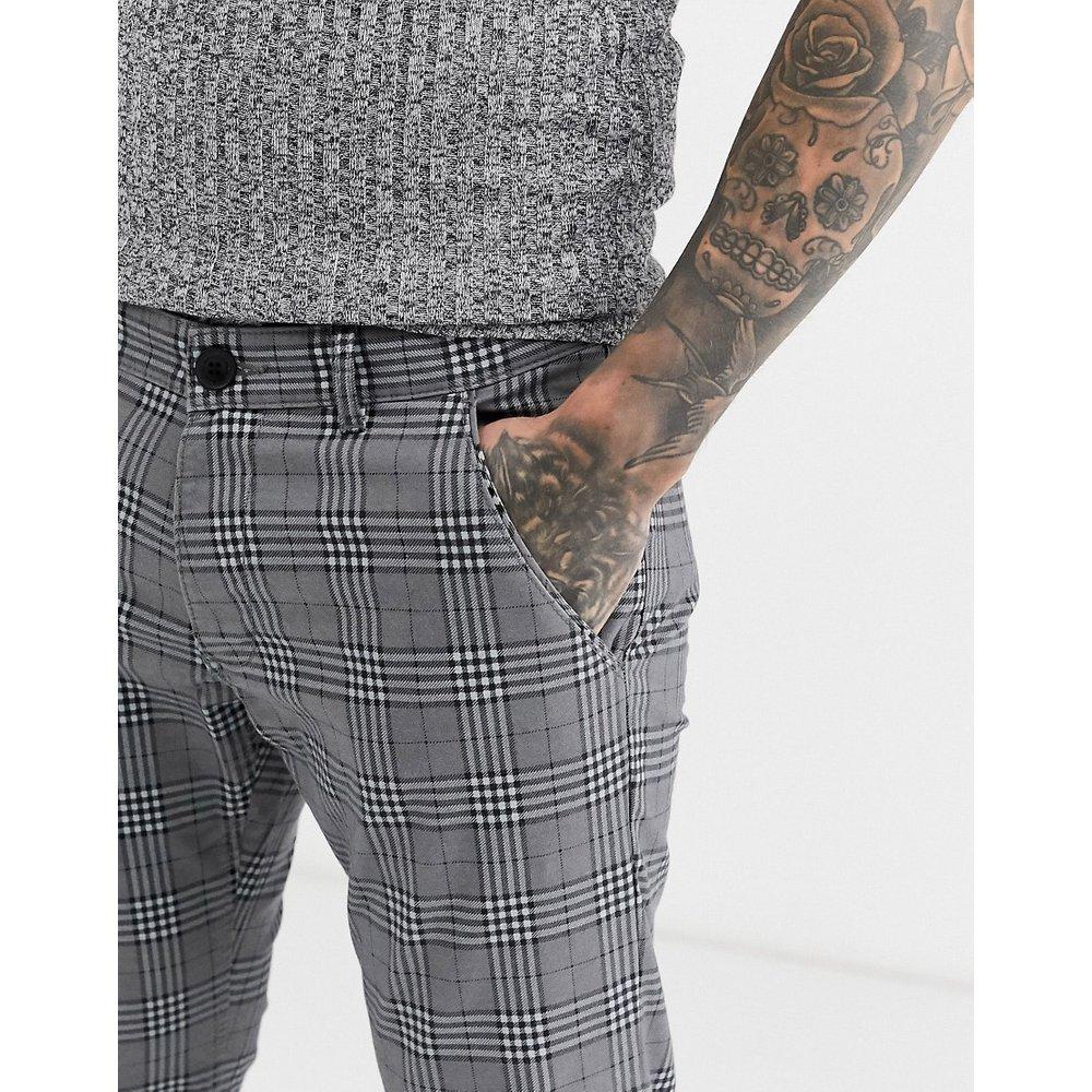 Pantalon à gros carreaux - Esprit - Modalova
