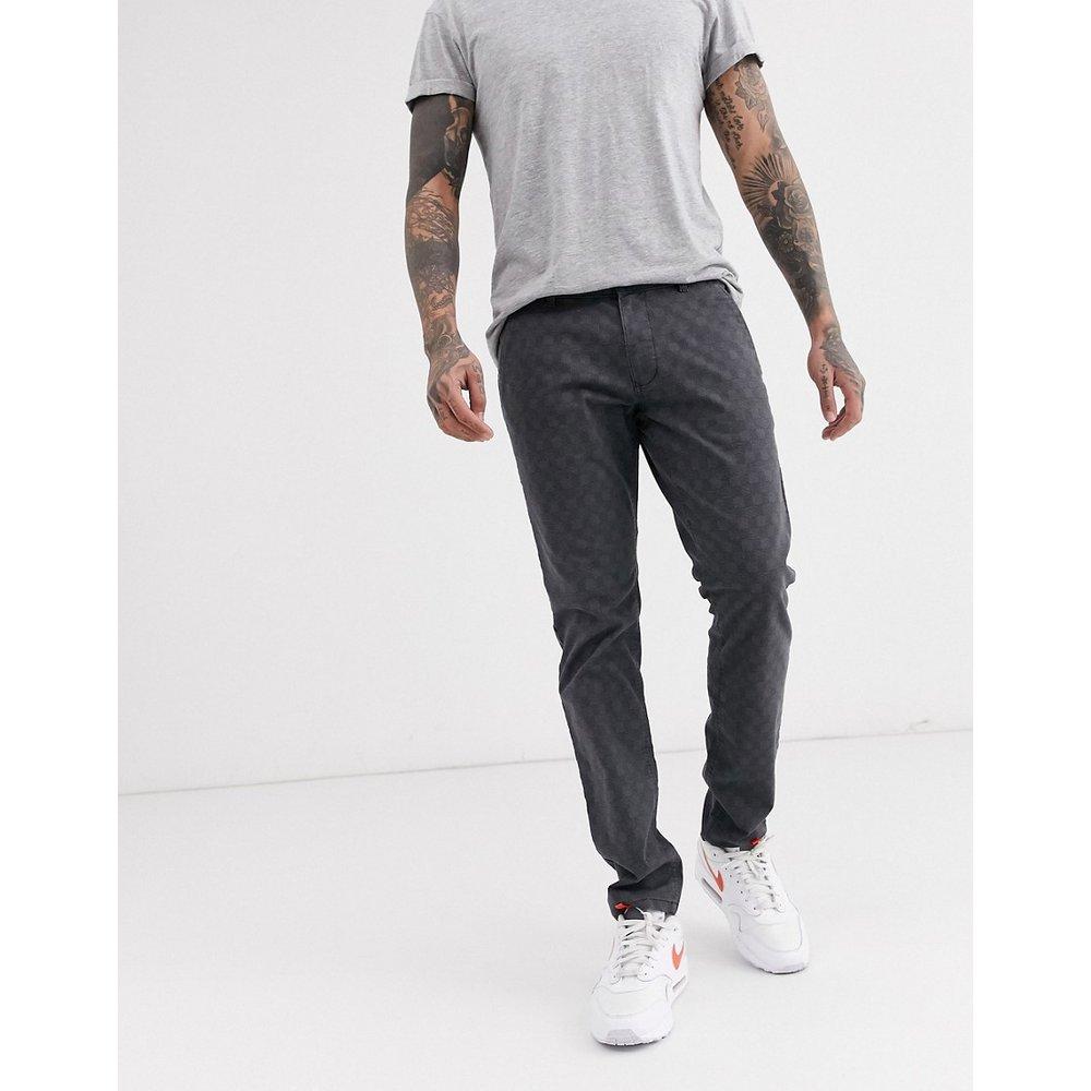 Pantalon à petits carreaux - Esprit - Modalova