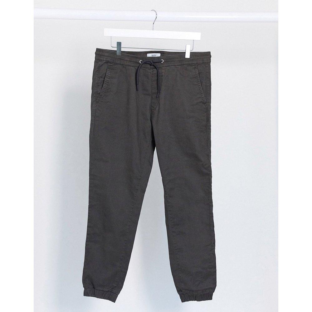 Pantalon chino à chevilles resserrées - Esprit - Modalova