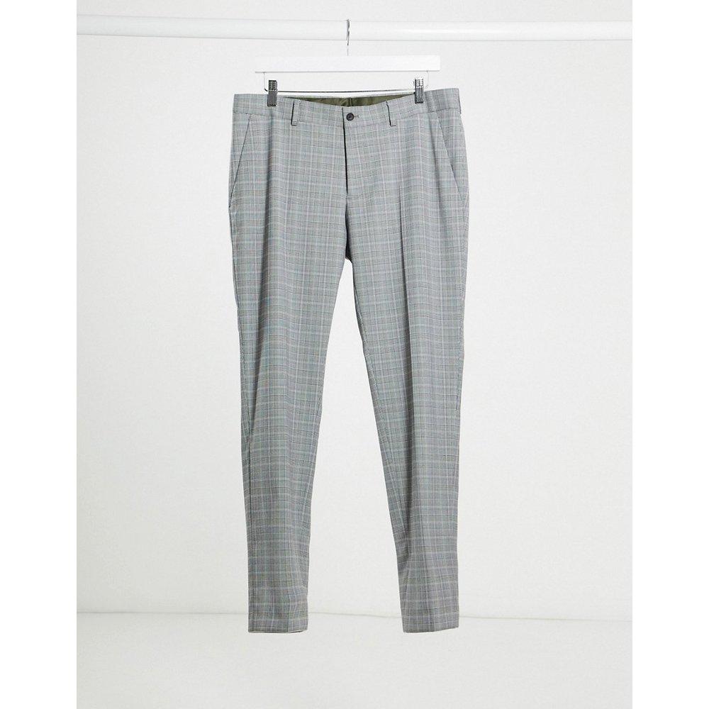 Pantalon de costume slim à carreaux - Esprit - Modalova