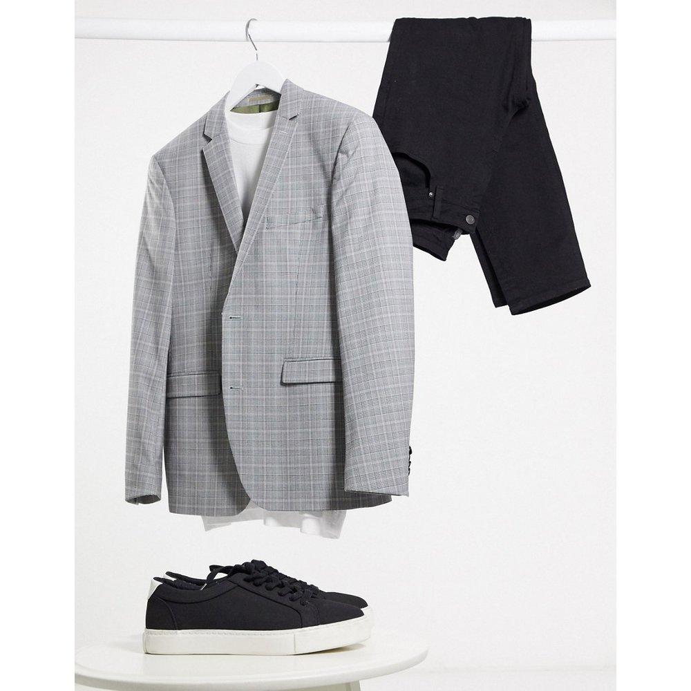 Veste de costume slim à carreaux - Esprit - Modalova